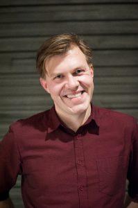 Adam Skogman blir ansvarig för EFFSOs satsningar på Artificiell Intelligens