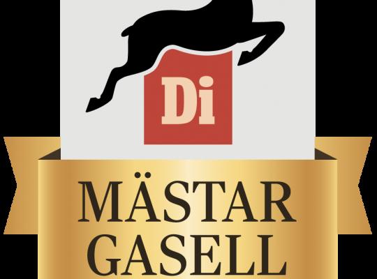 EFFSO utnämnt till MästarGasell 2019