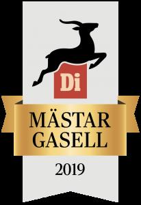 EFFSO har blivit utnämnt till MästarGasell 2019