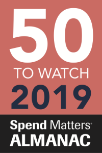 2019 Spend Matters Provider to Watch