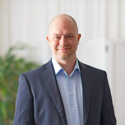 Mattias Hultheimer, CEO and Founding Partner