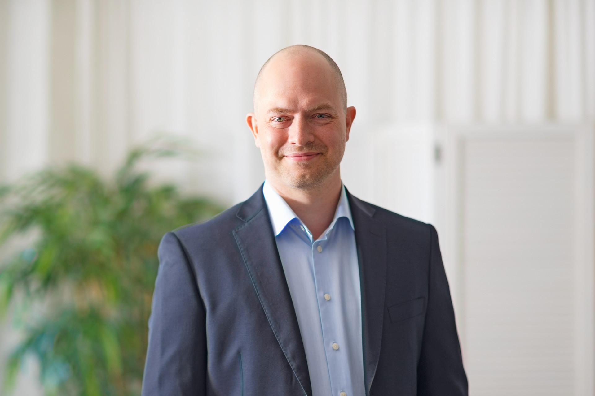 Mattias Hultheimer koncernchef EFFSO Group