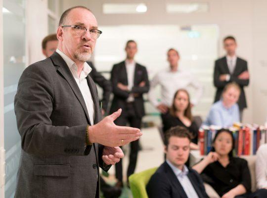 Per-Arne Jonsson och EFFSO Consulting